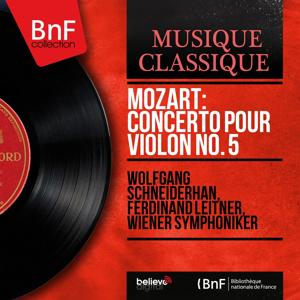 Mozart: Concerto pour violon No. 5 (Mono Version)