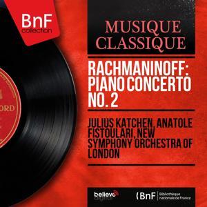 Rachmaninoff: Piano Concerto No. 2 (Mono Version)