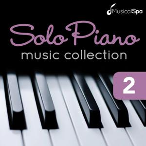 Solo Piano Music Collection 2: Relaxing Piano Music for Massage, Spa and Healing