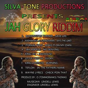 Jah Glory Riddim