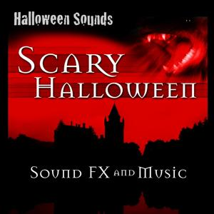 Scary Halloween Sound Fx and Music