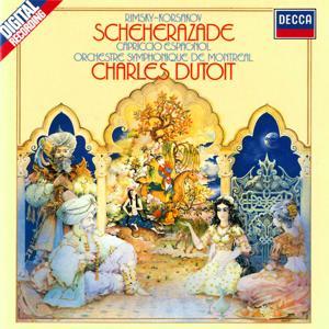 Rimsky-Korsakov: Scheherazade/Capriccio Espagnol