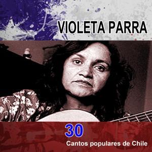 30 cantos populares de Chile