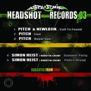 Headshot, Vol. 3 (Raggatek from Italy)