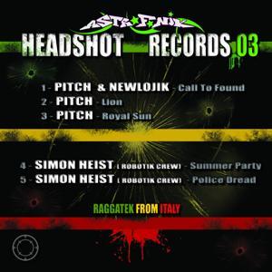 Headshot, Vol. 3 (Raggatek from Italy)