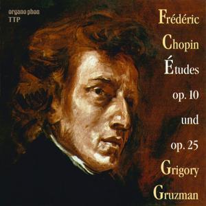 Chopin: Etudes, Op. 10 & 25