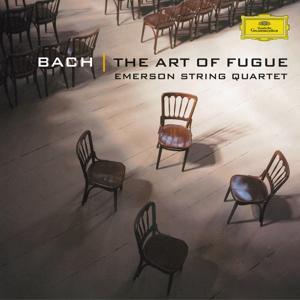 Bach, J.S.: The Art of Fugue - Emerson String Quartet