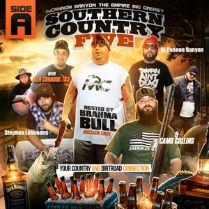 Southern Country, Vol. 5 Hosted by Brahma Bull of Moccasin Creek