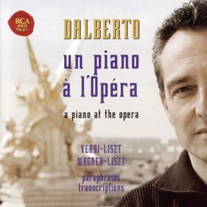 Liszt-Verdi/Liszt-Wagner - Paraphrases Et Transcriptions