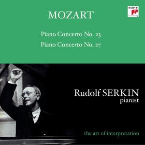 Wolfgang Amadeus Mozart (1756-1791) - Concertos pour piano et orchestre N° 23 et 27