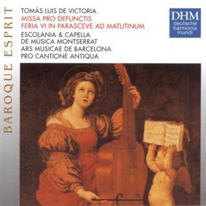 Tomas Luis De Victoria: Missa Pro Defunctis
