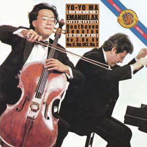 Beethoven: Cello Sonatas Nos. 3 & 5 (Remastered)