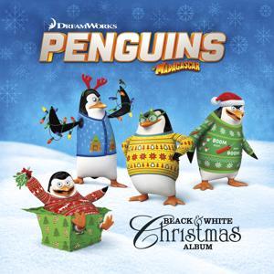 Penguins of Madagascar: Black & White Christmas Album