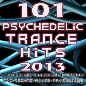 101 Psychedelic Trance Hits 2013 - Best of Goa Trance, Hard Dance, Fullon, Progressive, Tech Trance, Acid House, Edm, Rave Music