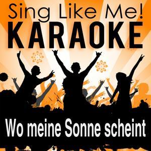 Wo meine Sonne scheint (Karaoke Version) (Originally Performed By Caterina Valente)