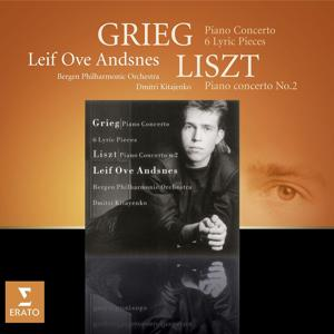 Grieg/Liszt - Piano Concertos