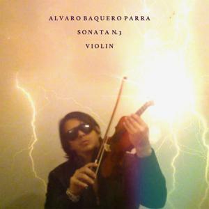 Sonata No. 3:  Violin Solo