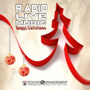 Radio Live Music Happy Christmas
