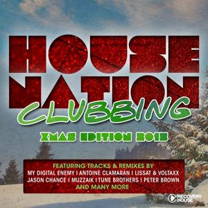 House Nation Clubbing - X-Mas 2015 Edition