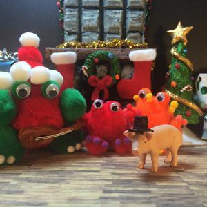 It's Christmas Time! (feat. Jeff Lipinski)