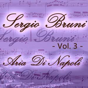 Sergio Bruni: aria di Napoli, Vol. 3