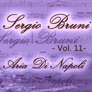 Sergio Bruni: aria di Napoli, Vol. 11