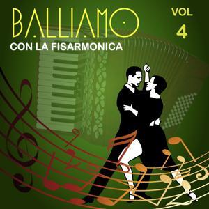 Balliamo con la fisarmonica, Vol. 4