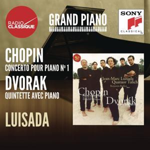 Chopin: Concerto 1 / Dvorak: Quintette - Luisada