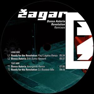 Bossa Astoria / Revolution (Remixes)