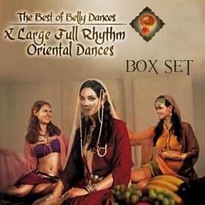 X Large Full Rhythm Oriental Dances Box Set (The Best of Belly Dances)