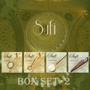 Sufi Ney Box Set, Vol. 2 (4 Albüm 49 Eser)