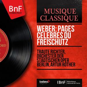 Weber: Pages célèbres du Freischütz (Mono Version)
