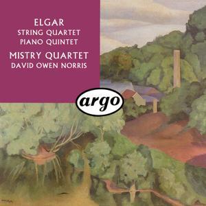 Elgar: String Quartet; Piano Quintet