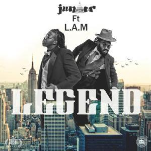 Legend (feat. L.A.M.)