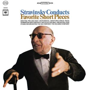 Stravinsky Conducts Favorite Short Pieces