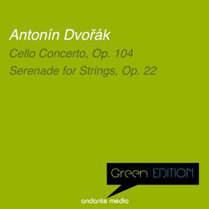Green Edition - Dvořák: Cello Concerto, Op. 104 & Serenade for Strings, Op. 22