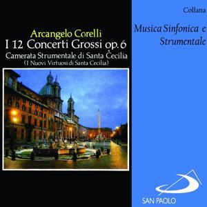 Collana Musica sinfonica e strumentale: I 12 Concerti grossi, Op. 6