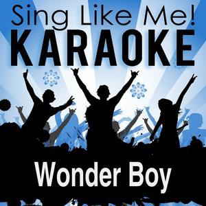 Wonder Boy (Karaoke Version)