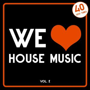 We Love House Music, Vol. 2 (40 Sexy Tunes)
