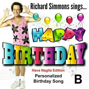 A Personalized Birthday Wish: Happy Birthday! (Hava Nagila Version), Vol. 2