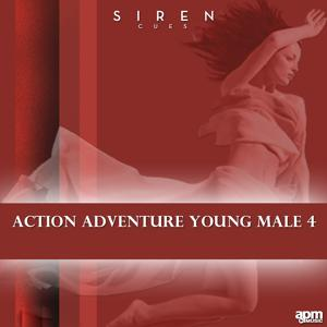 Action Adventure Young Male, Vol. 4