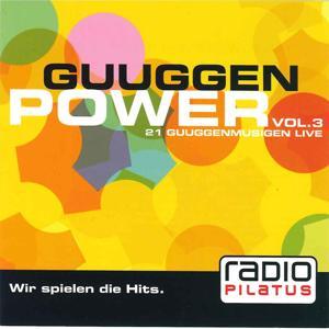 Guuggen Power, Vol. 3 (21 Guuggenmusigen Live)