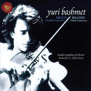 Walton: Viola Concerto / Bruch: Concerto for Violin & Viola