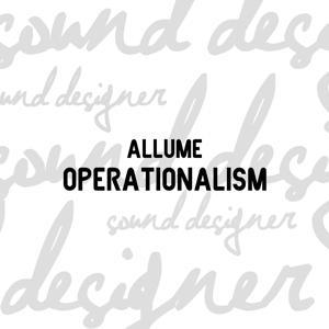 Operationalism