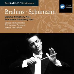 Brahms: Symphony No 4; Schumann: Symphony No 4