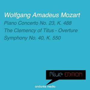 Blue Edition - Mozart: Piano Concerto No. 23, K. 488 & Symphony No. 40, K. 550