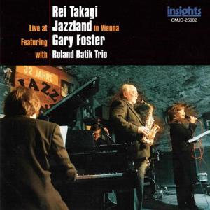 Rei Takagi: Live at Jazzland in Vienna