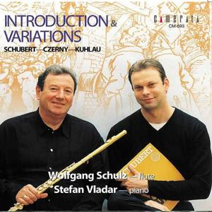 Schubert - Czerny - Kuhlau: Introductions and Variations