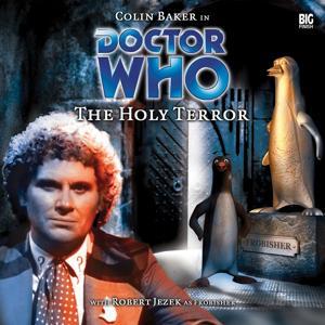 Main Range 14: The Holy Terror (Unabridged)