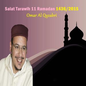 Salat Tarawih 11 Ramadan 1436/2015